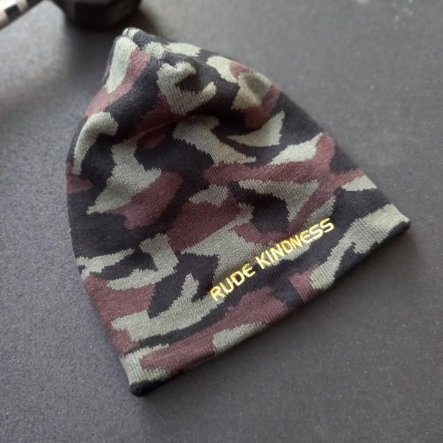 Gear - Cappello Camouflage